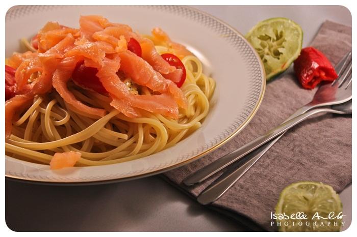 Food Lachs-Pasta-2