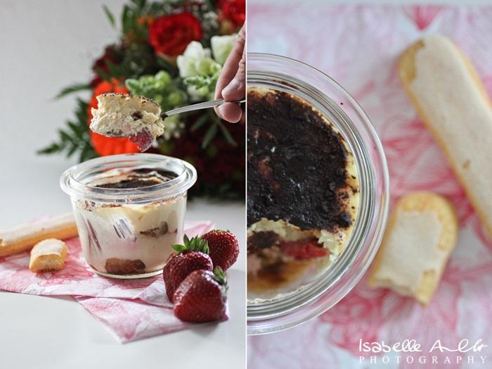 Food Erdbeer Tiramisu 1
