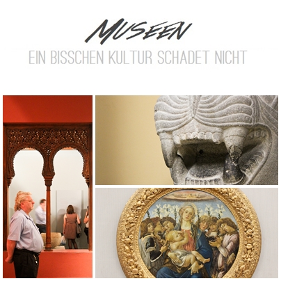 Berlin Museen Kultur