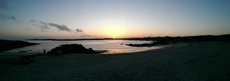 Irland The place Aussicht