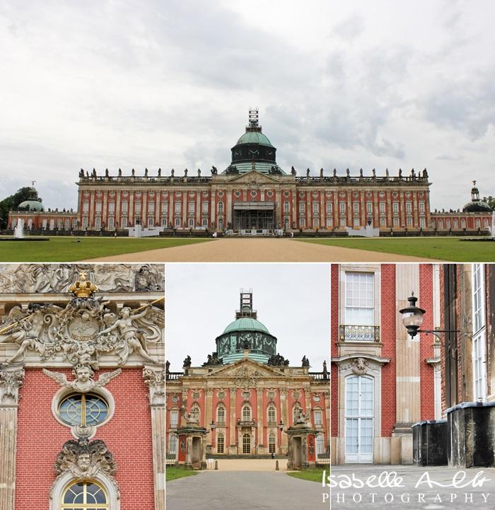Potsdam Sans Souci red