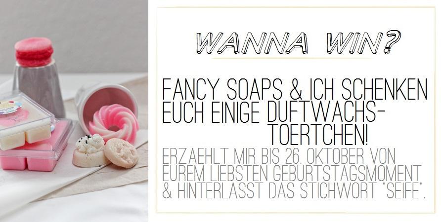 Food Bienenstich-Cupcake Win Fancy Soaps