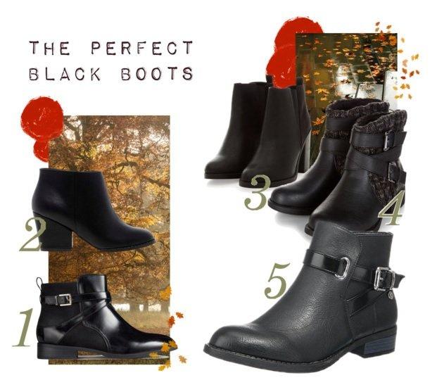 Perfect black boots für das ÜberSee-Mädchen