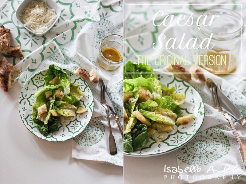 Food Caesar Salad Kombi 1
