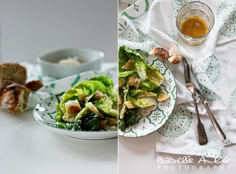 Food Caesar Salad Kombi 2