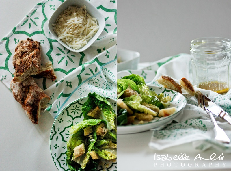 Food Caesar Salad Kombi 3