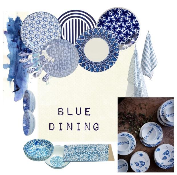 Inspiration Blau