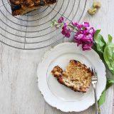 17 Saftiger Rhabarberkuchen