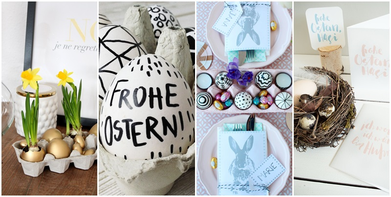 Ostern Inspiration DIY Deko
