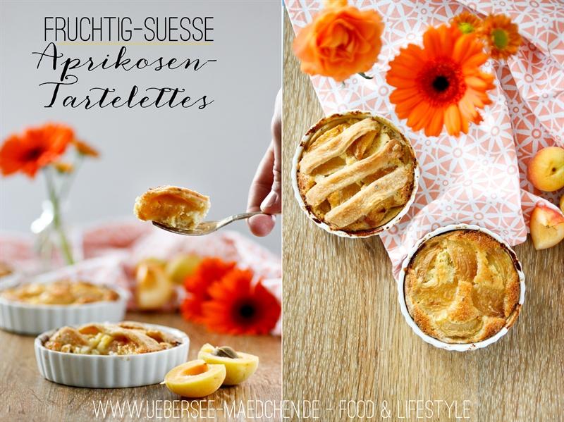 Sommerliche Aprikosen-Tartelettes