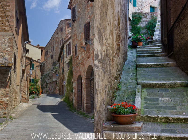Montepulciano im Herzen Italiens