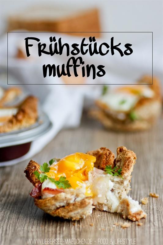 Rezept für Frühstücksmuffins mit Ei