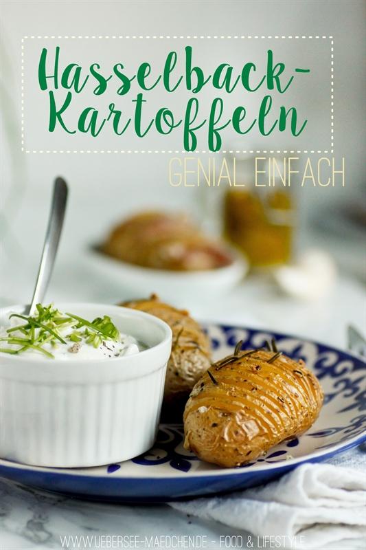 Rezept für Hasselback-Kartoffeln