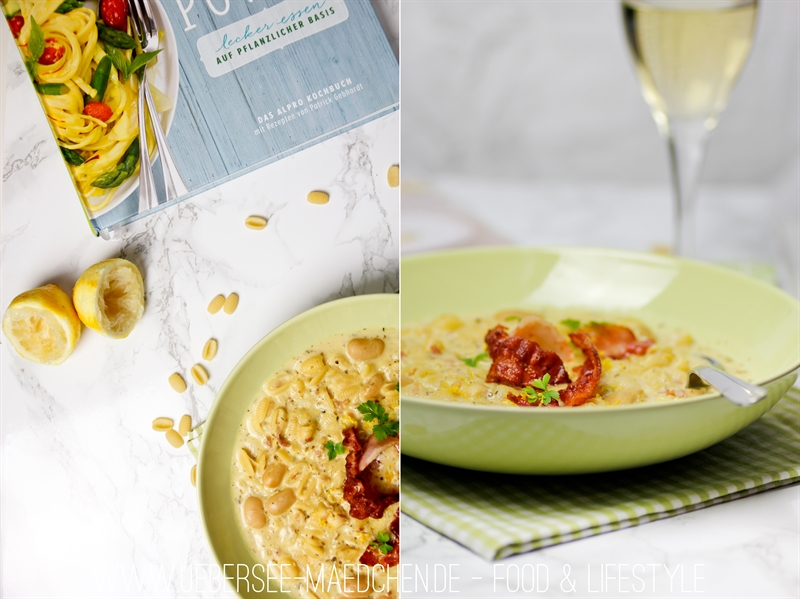 Rezept für italienischer Bohneneintopf