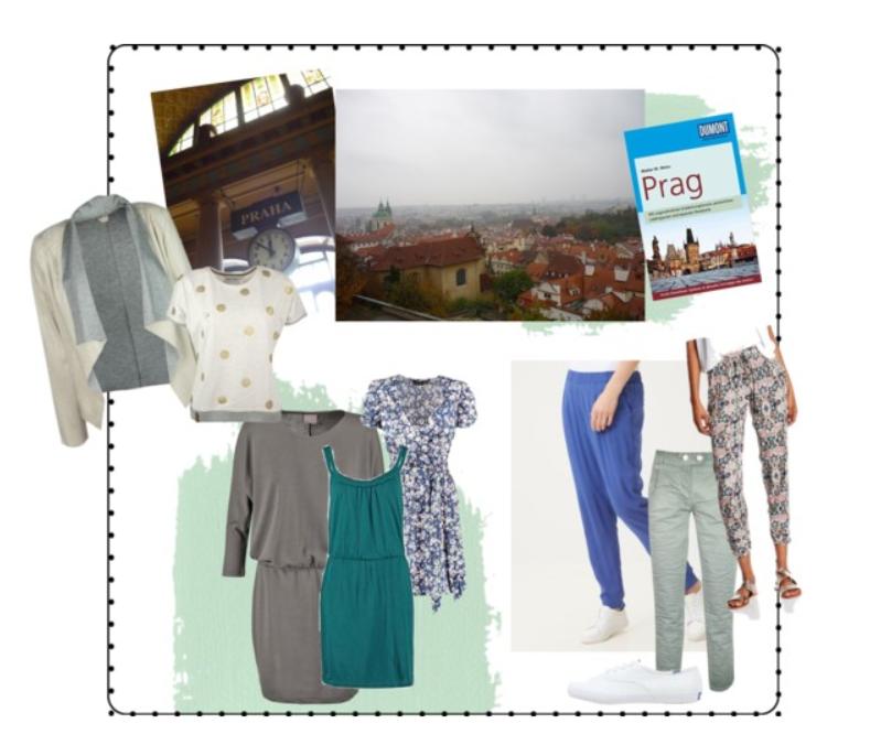 Sommerkleidung für Reisen