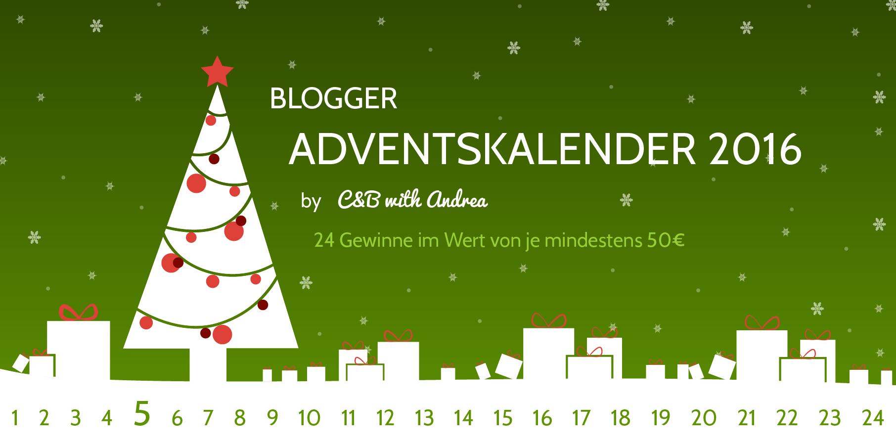 Das ÜberSee-Mädchen beim C&B-with-Andrea-Adventskalender