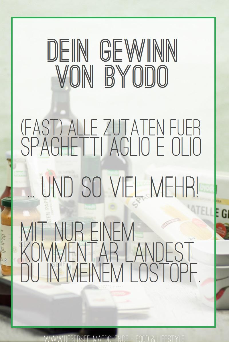Gewinne die Zutaten für Spaghetti Aglio e Olio