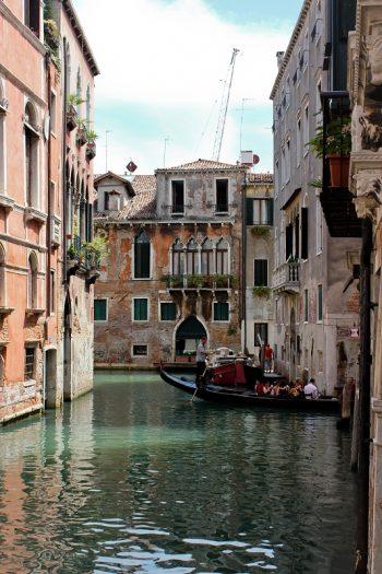 Bilder aus der Lagunenstadt Venedig