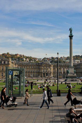 Zeig mir deine Stadt Stuttgart