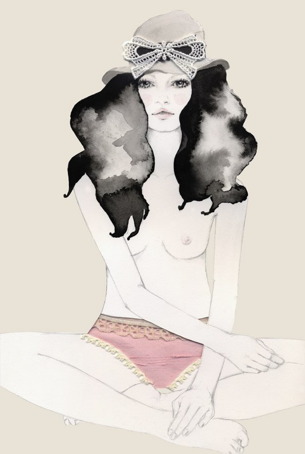 Illustrationen Elisa Mazzone
