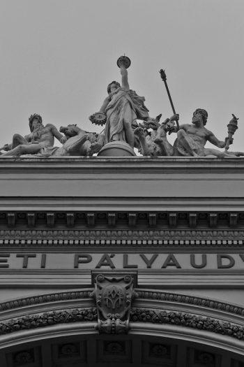 ÜberSee-Mädchen in Budapest