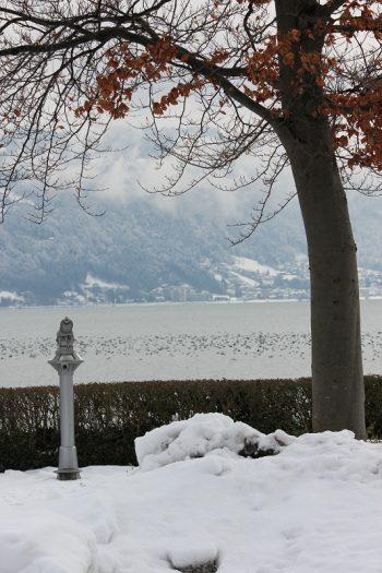 Lindau im Winter