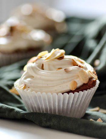 Apfel-Mandel-Cupcake Rezept von ÜberSee-Mädchen Foodblog vom Bodensee