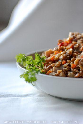 Linsen mit Spätzle Rezept von ÜberSee-Mädchen der Foodblog vom Bodensee