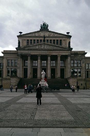 ÜberSee-Mädchen in Berlin