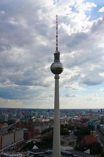 Das ÜberSee-Mädchen in Berlin ein Travel-Guide