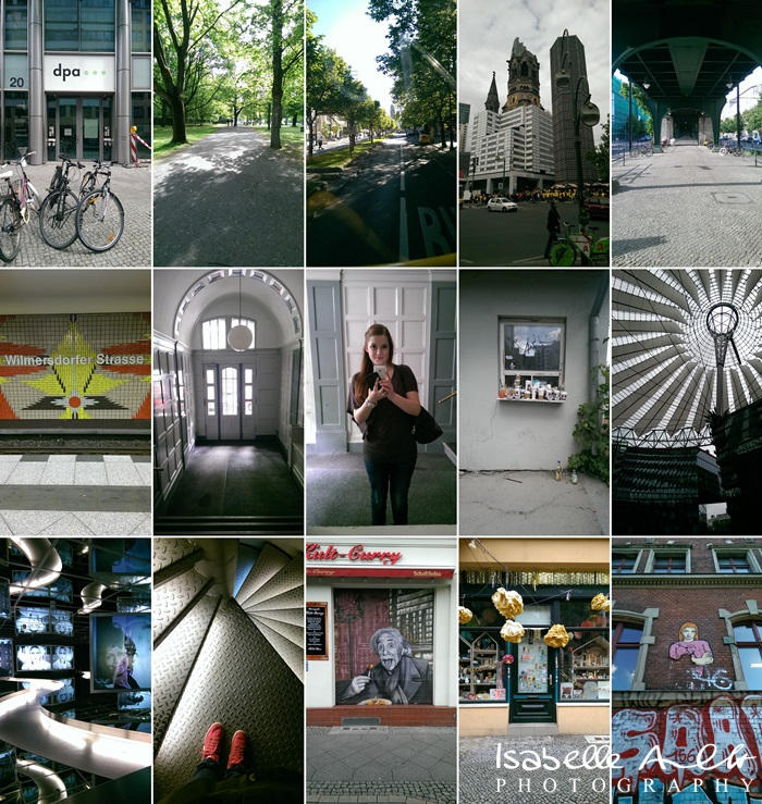 Berlin via Handy