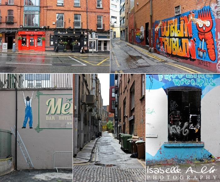 Irland Dublin Straßen