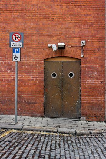 Schnappschüsse aus Irlands Straßen Streetphotographie