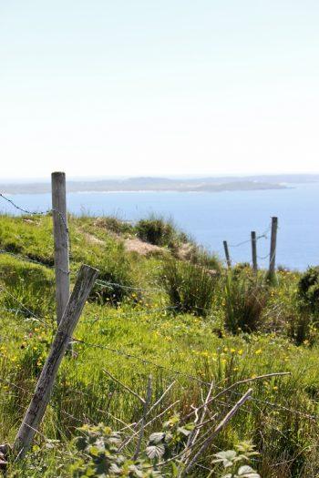 Die Sky Road in Irland Connemara ist sehenswert