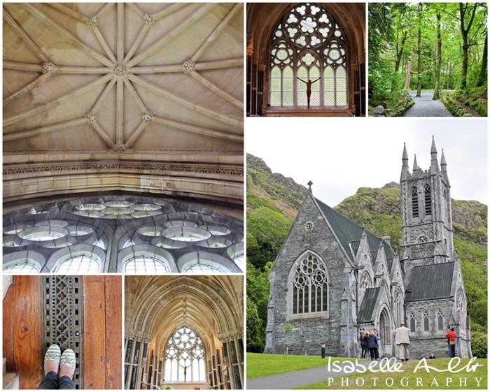 Kylemore Abbey Kapelle