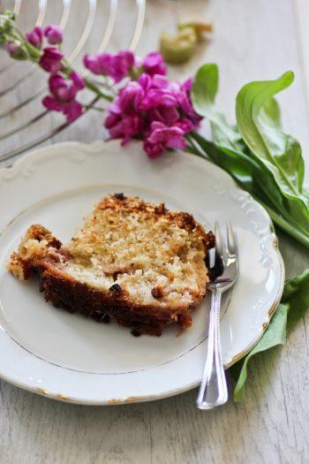 Lieblings-Rührkuchen mit Obst und Streuseln