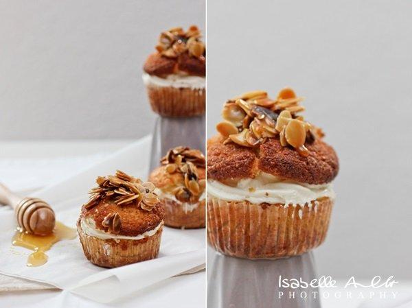 Food Bienenstich-Cupcake Kombi 2