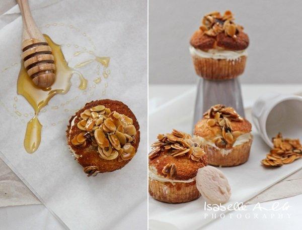 Food Bienenstich-Cupcake Kombi 3