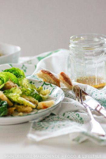 Caesar Salad original Rezept von ÜberSee-Mädchen Foodblog vom Bodensee