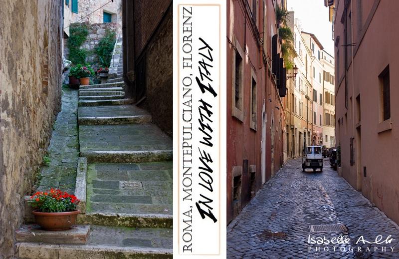Italien Reisen Fernweh Kurztripp Rom Montepulciano