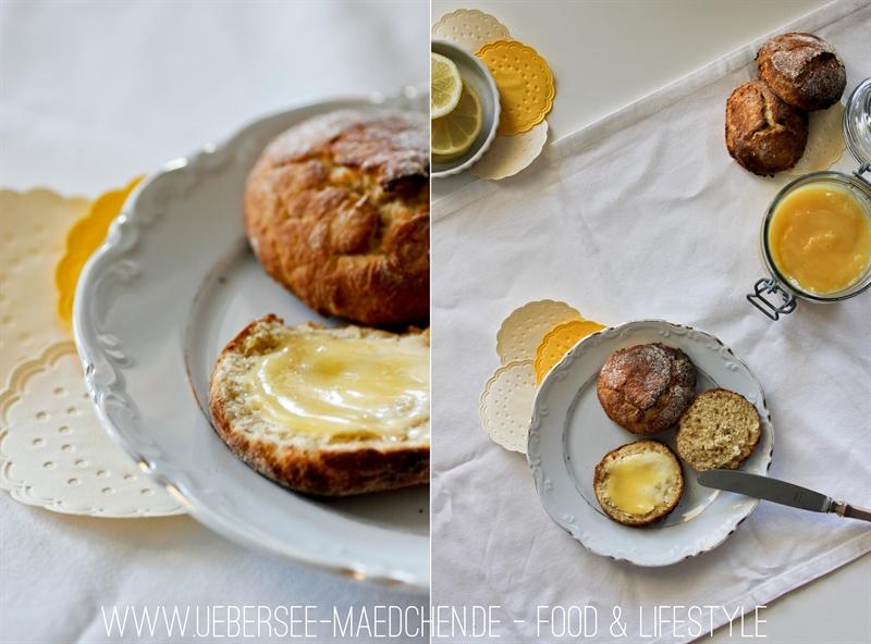 Food Lemon Curd zu Scones ÜberSee-Mädchen 4