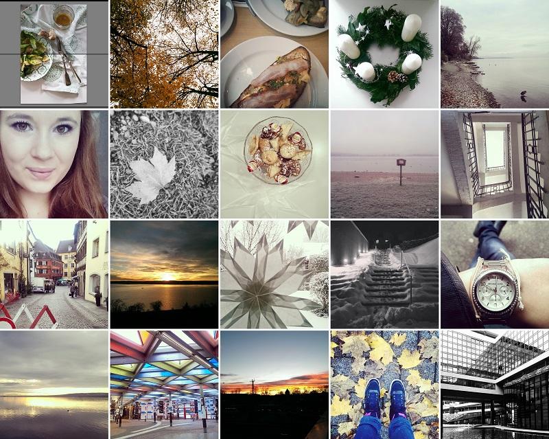 Instagram-Favoriten ÜberSee-Mädchen