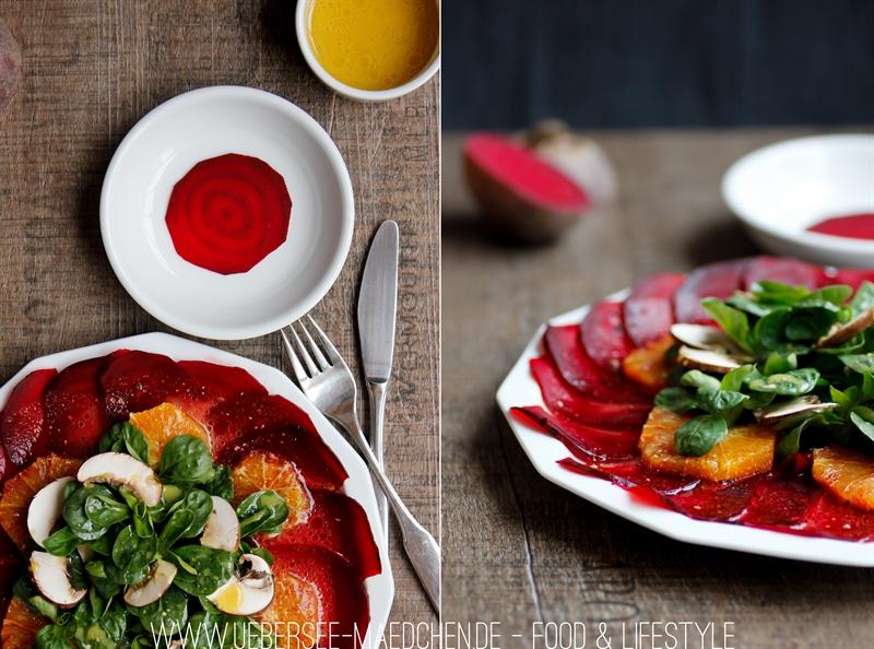 ÜberSee-Mädchen Rote Bete Salat Carpaccio mit Orangen-2-horz