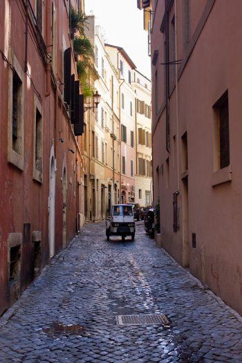 ÜberSee-Mädchen in Rom ein Reisebericht