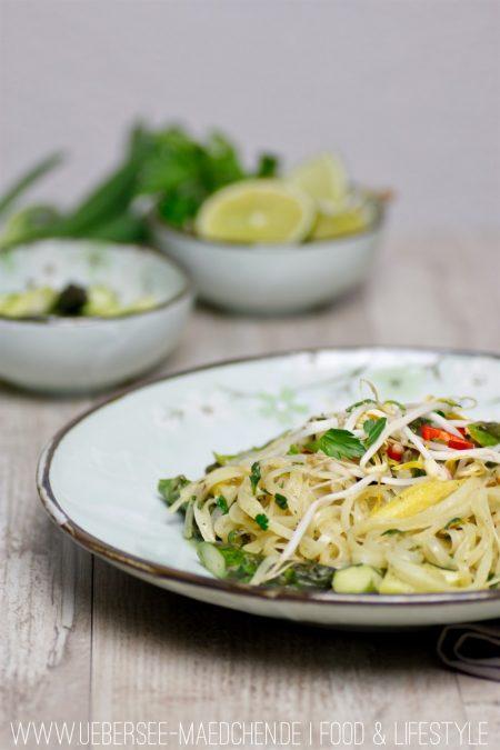 Grünes Curry mit Spargel ein Frühlingsrezept asiatisch von ÜberSee-Mädchen Foodblog vom Bodensee Überlingen