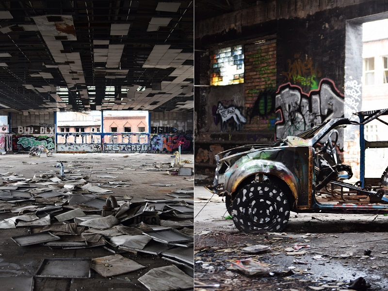 Fünf Photo-Locations in Berlin mit Lost Places