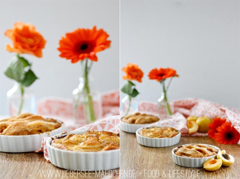 Fruchtig-süße Aprikosen-Tartelettes