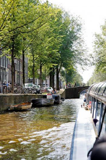Mit dem Nachtzug nach Amsterdam