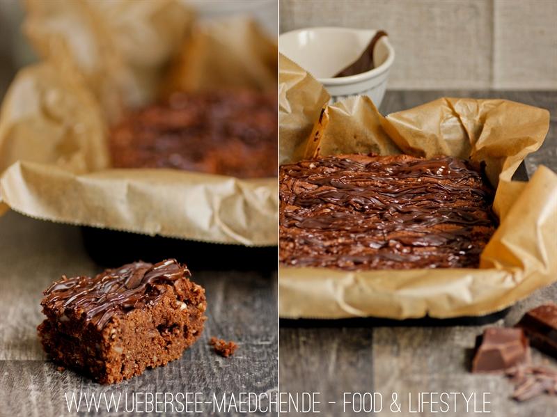 Rezept für schnelle Schoko-Brownies