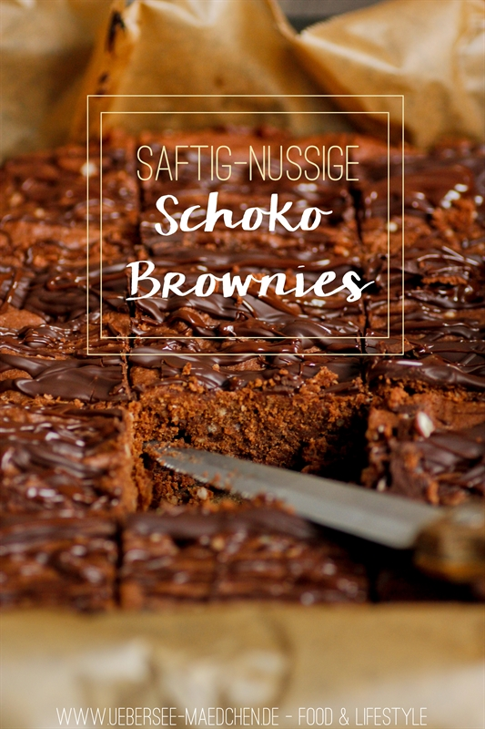 Rezept für Schoko-Brownies